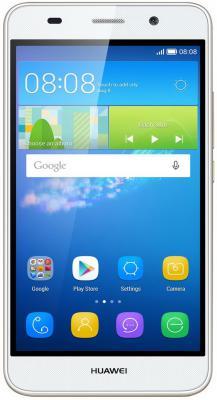 "Смартфон Huawei Ascend Y6 белый 5"" 8 Гб LTE GPS Wi-Fi SCL-L21"