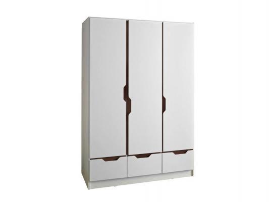 Шкаф трехстворчатый Geuther Fresh (коричневая панель) шкаф трехстворчатый geuther marlene белый серый