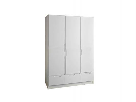 Шкаф трехстворчатый Geuther Fresh (белая панель) полочка geuther fresh