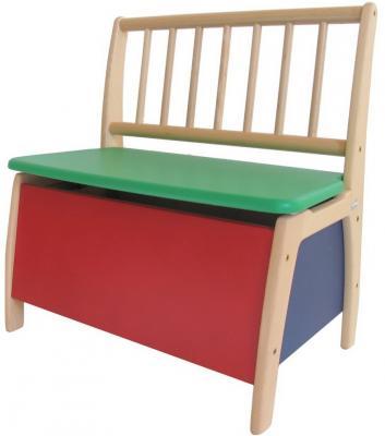 Скамья-сундук Geuther Bambino (цветной) стол geuther детский игровой стол geuther bambino разноцветный