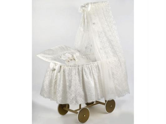 Кроватка-люлька класическая Italbaby Angioletti 360,0014-