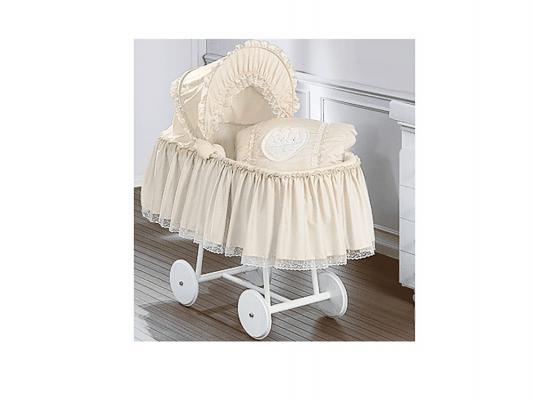 Кроватка-люлька Italbaby Mon Coeur (бежевый) 340,0009-6