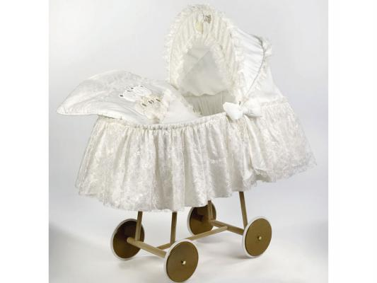 Кроватка-люлька класическая Italbaby Angioletti 320,0014-