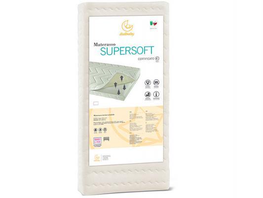 Матрас 63x125см Italbaby Supersoft 010,0920-