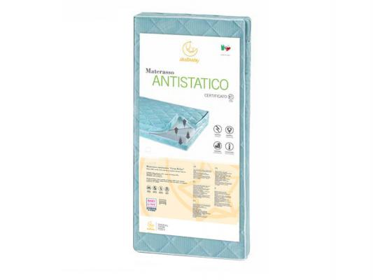 Матрас 65x125см Italbaby Antistatico (010,0820-) italbaby набор для коляски antiacaro подушка матрас