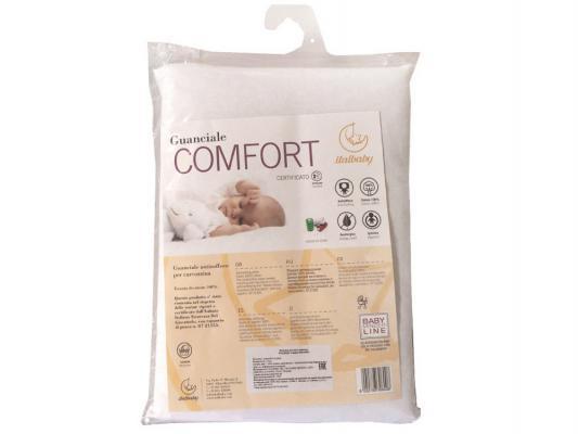 Подушка в коляску 23х33см Italbaby Comfort (белый/030,3050-)