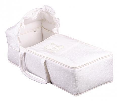 Сумка-переноска для новорожденного Italbaby Amore (крем/720,0082-6) italbaby сумка переноска для новорожденного italbaby cuccioli