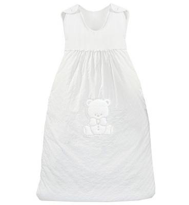 Теплый детский спальник Italbaby Amore (белый/770.0082-5) italbaby плетеный ящик для игрушек amore italbaby белый