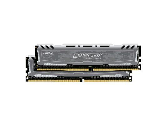 Оперативная память 32Gb (4x8Gb) PC4-19200 2400MHz DDR4 DIMM Crucial BLS4C8G4D240FSB