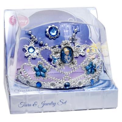 Подарочный игровой набор Boley Принцессы Диснея - Украшения Золушки 4 предмета 82409