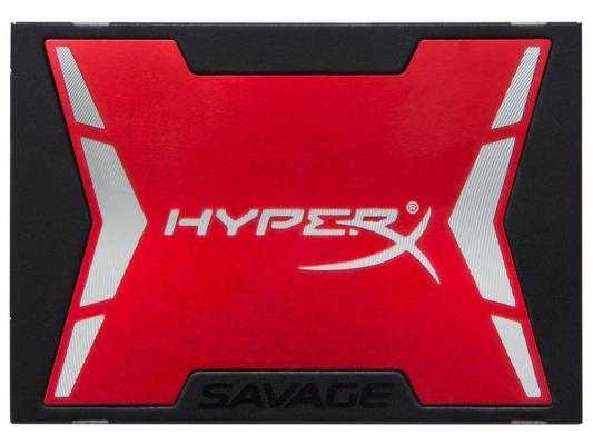 "SSD Твердотельный накопитель 2.5"" 960 Gb Kingston HyperX Savage Read 520Mb/s Write 490Mb/s SATAIII SHSS3B7A/960G"