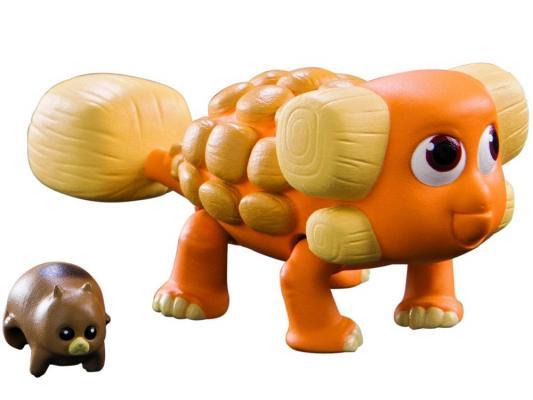 Фигурка Good Dinosaur Юный Анкилозавр (малая подвижная) 12 см 62006 игрушка good dinosaur 62006