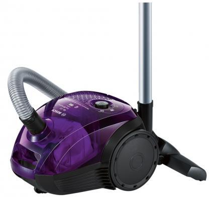 Пылесос Bosch BGN21700 с мешком сухая уборка 1700Вт фиолетовый бензопила makita ea3502s40b 1700вт 400мм