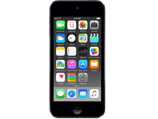 Плеер Apple iPod touch 16Gb MKH62RU/A серый