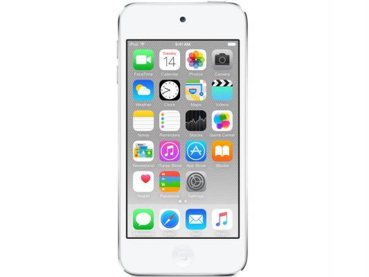 Плеер Apple iPod touch 64Gb MKHJ2RU/A бело-серебристый