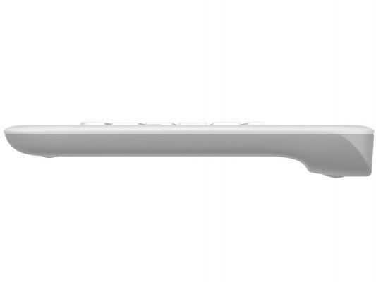 Клавиатура Logitech K400 Touch белый USB 920-005931 от 123.ru
