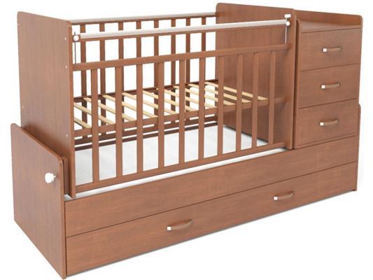 Кроватка-трансформер СКВ-5 (венге/534038)