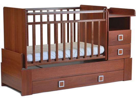 Кроватка-трансформер СКВ-8 (орех/830037)