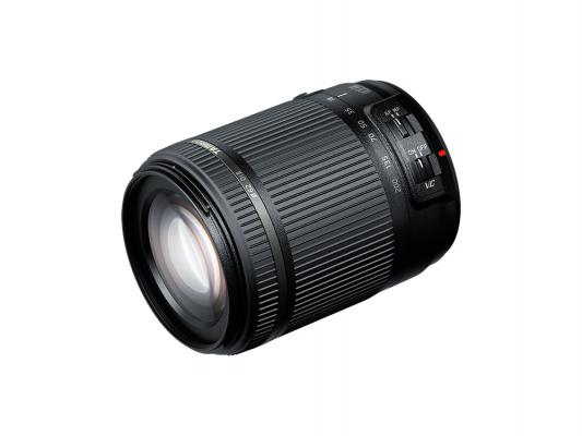 Объектив Tamron 18-200мм F/3.5-6.3 Di II VC для Canon B018E объектив tamron 18 270мм f 3 5 6 3 di ii vc pzd canon b008e
