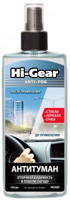 Антитуман Hi Gear HG 5684 полироль для панели hi gear hg 5615 очиститель интерьера hg 5619