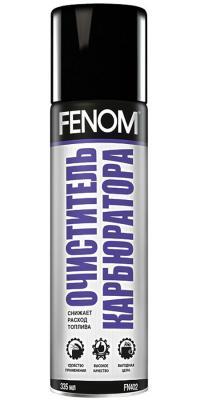 Очиститель карбюратора Fenom FN 402 очиститель карбюратора и дроссельной заслонки autoprofi аэрозоль 520мл
