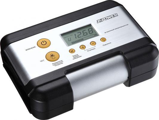 Автомобильный компрессор ZIPOWER PM 6504 30л/мин компрессор для шин 12v 14