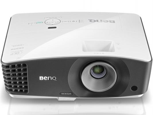Проектор BenQ MW705 DLP 1280x800 4000 ANSI Lm 13000:1 VGA HDMI S-Video RS-232 9H.JEC77.13E проектор benq mw526e dlp 1280x800 3200 ansi lm 13000 1 2xvga hdmi s video rs 232 9h jd977 33e