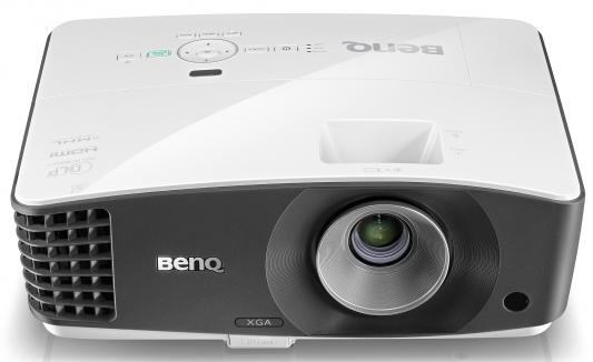Проектор BenQ MX704 DLP 1024x768 4000 ANSI Lm 13000:1 VGA HDMI S-Video RS-232 9H.JCJ77.13E
