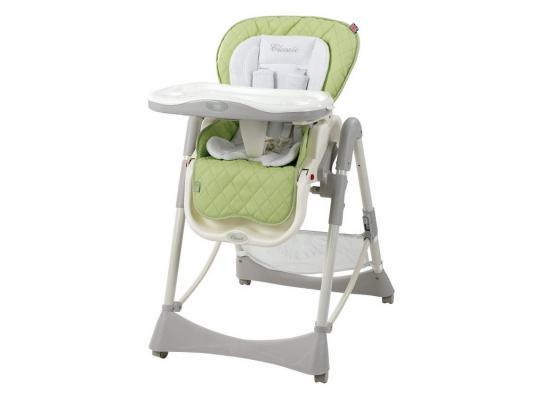Стульчик для кормления Happy Baby William (green) стульчик для кормления happy baby william v2 бежевый