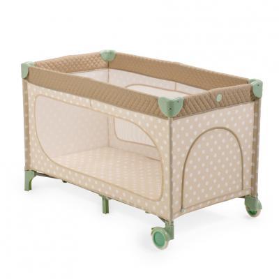 Кровать-манеж Happy Baby Martin (beige)