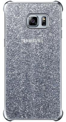 Чехол Samsung EF-XG928CSEGRU для Samsung Galaxy S6 Edge Plus GliCover G928 серебристый