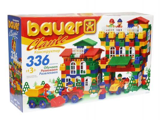 Конструктор Bauer Classic Кроха 199 336 элементов конструктор bauer питон 58 элементов