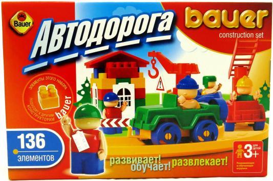 Конструктор Bauer Автодорога 248 136 элементов bauer