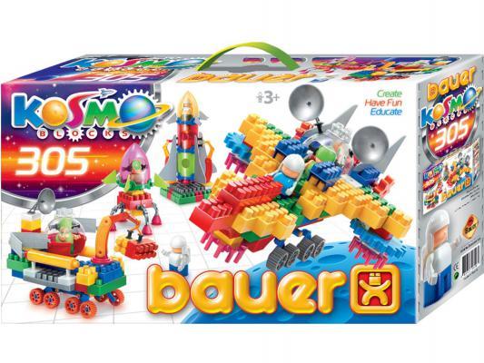 Конструктор Bauer Космос 305 элементов 270 конструктор bauer космос 102 элемента 268