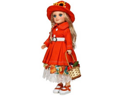 Кукла Весна Анастасия Осень, со звуком 42 см говорящая В1809/о