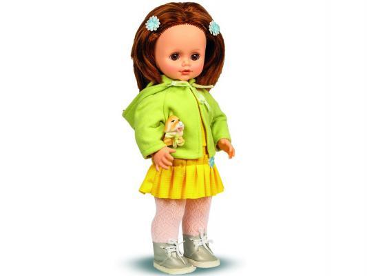 Кукла Весна Анна с собачкой 43 см говорящая В1171/о кукла весна анжелика 3 38 см говорящая в1423 о