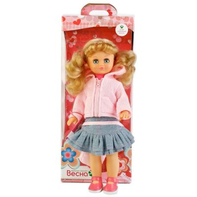Кукла Весна Лиза 42 см говорящая В2227/о кукла весна лиза 1 озвученная в35 о
