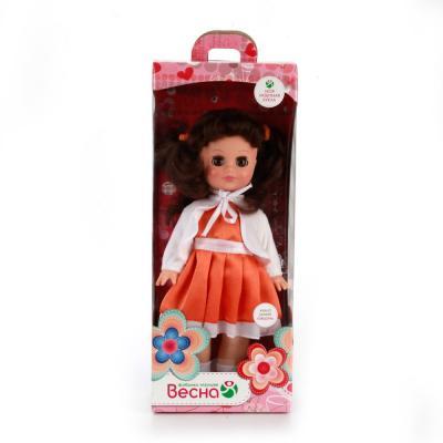 Кукла Весна Христина 3 35 см говорящая В34/о весна 35 см