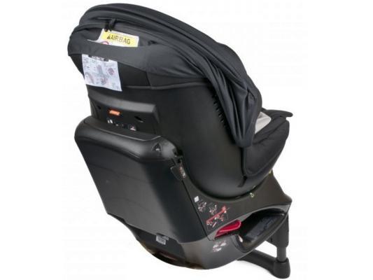 Автокресло Carmate/Ailebebe Kurutto NT2 Premium (черное)