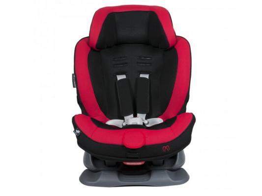 Автокресло Carmate/Ailebebe Swing Moon (черно-красное/ALC453E) автокресло carmate ailebebe cute fix черно розовое aib754e