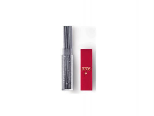 Грифели Caran D'Ache Leads 0.7 мм для механических карандашей 12 шт 6707.350