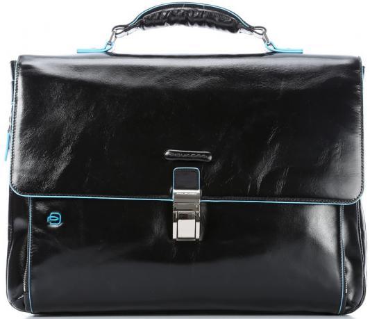 Портфель Piquadro Blue Square кожа черный CA3111B2/N