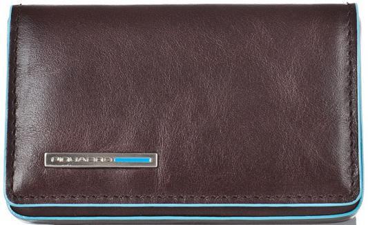 Чехол Piquadro Blue Square для кредитных карт кожа PP1263B2/MO