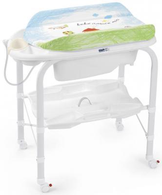 Стол пеленальный с ванночкой Cam Cambio (цвет 222/C209)