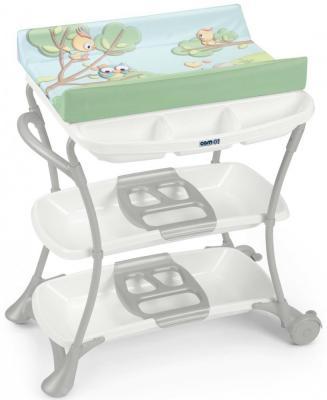 Стол пеленальный с ванночкой Cam Nuvola (цвет 225)