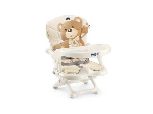 Стульчик для кормления Cam Smarty Pop (цвет 219/S333) стульчик для кормления cam smarty pop цвет 222 333