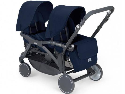 Прогулочная коляска для двойни Cam Twin Pulsar (цвет 186)