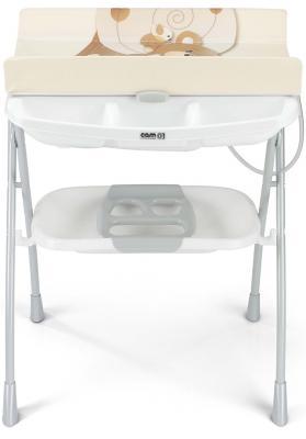Стол пеленальный с ванночкой Cam Volare (цвет 219)