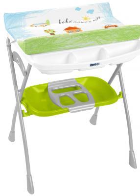 все цены на Стол пеленальный с ванночкой Cam Volare (цвет 222) онлайн