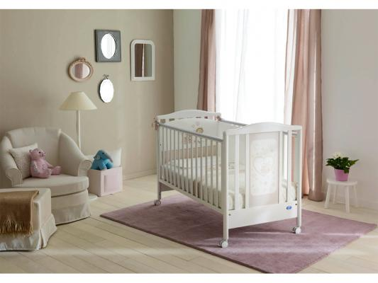 Кроватка Pali Belle (белый)